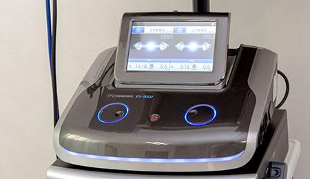 最新医療機器 「伊藤超短波ES-5000」