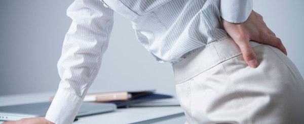 腰痛の症状や原因は? 整骨院ではどのような施術をするの?