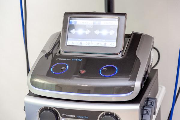 伊藤超短波 ES-5000を使用した治療 太田 伊勢崎 対応可能です!
