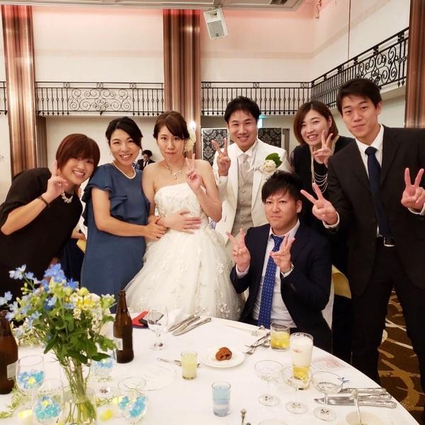東海林院長の後輩の結婚式でした!