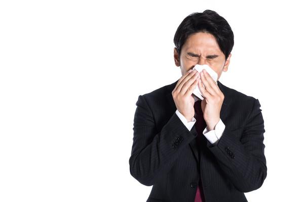 風邪の初期症状 カラダからのサインを見逃していませんか?