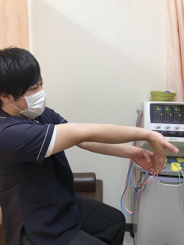 手首・手指の簡単ストレッチ!腱鞘炎予防!